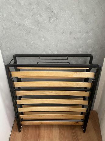 Розкладачка, раскладушка, дачне ліжко