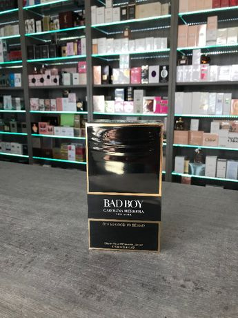 Perfumy Carolina Herrera Bad Boy edt 80ml Hit !!