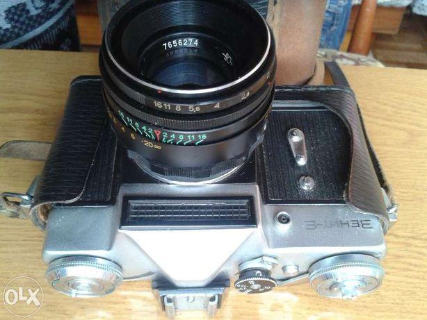 Продам фотоапарат Зеніт-Е