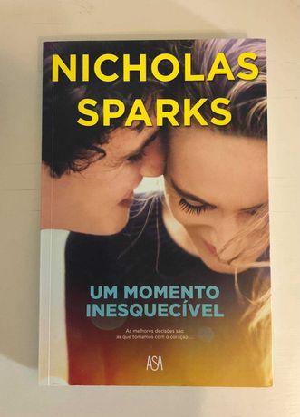 Um momento inesquecível- Nicholas Sparks