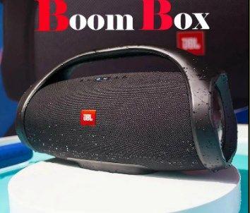 Найбільша колонка!Boombox BIG 40W bluetooth Акустика FM 34 СМ