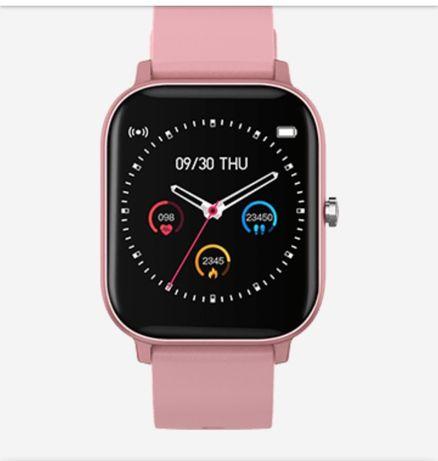Smartwatch Novo Rosa