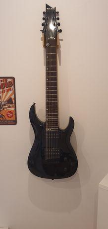 Guitarra 8 cordas harley benton