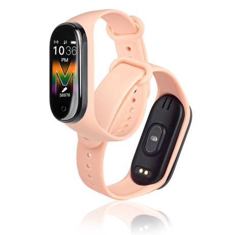 SMARTBAND opaska sportowa ZEGAREK Smartwatch M5
