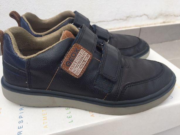 Sapatos menino Geox 35