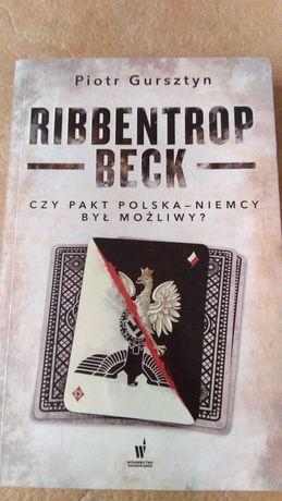 Gursztyn Pakt Ribbentrop-Beck