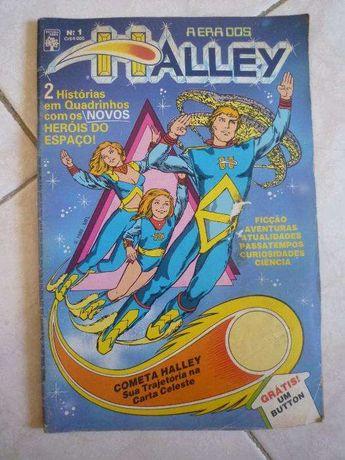 A Era dos Halley nº 1 de 1985