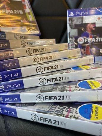 Продам FIFA 21 на Ps4,Ps5