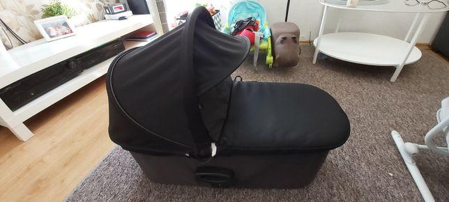 Baby Jogger Deluxe gondola plus folia oryginalna i adaptery