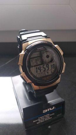 zegarek CASIO illuminator