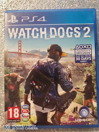 Ps4 Watch dogs 2 pl(możliwa zamiana)