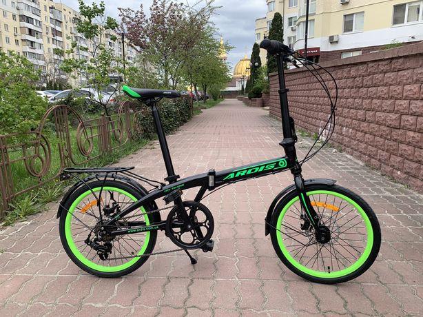 Складной алюминиевый велосипед ARDIS City Folding
