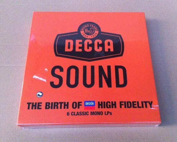 The Decca Sound-The Mono Years 1944/1956 (Vinil 6LP) [Novo - Selado]
