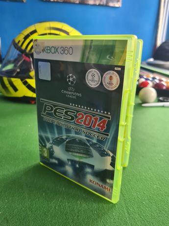 PES 2014 xbox 360 pro Evolution Soccer 14