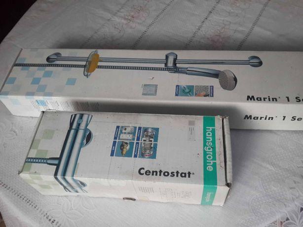 Душова система з термостатом HANSGROHE