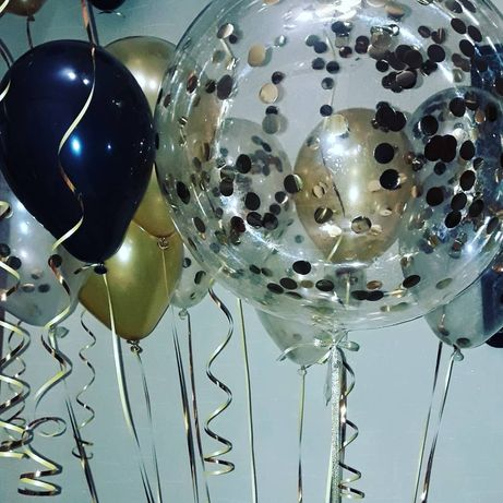 Гелеві повітряні кулі/Геливые воздушные шары/Шарики Коростень