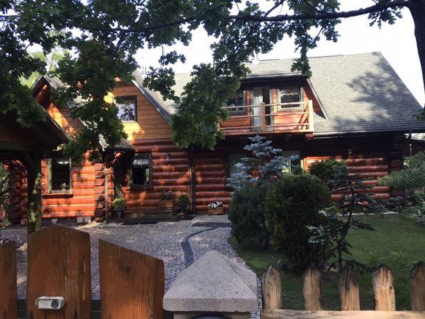 Dom z bala wyłączność wynajem Bondary Siemianówka