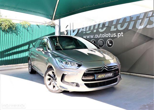 Citroën DS5 2.0 HDI HYBRID 4