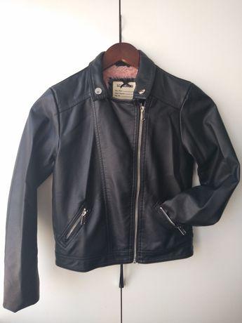 Куртка-косуха на дівчину 9-10 років
