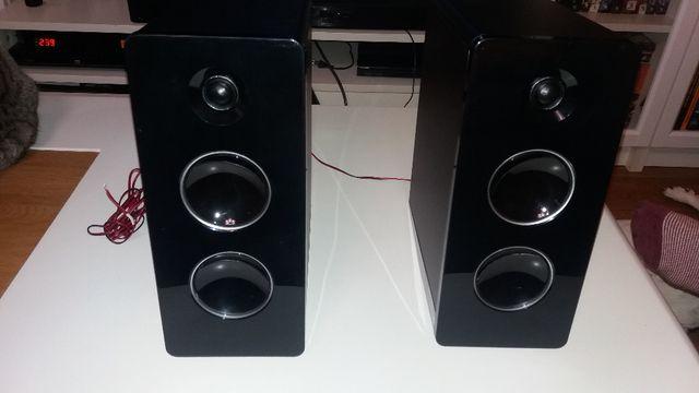 Sprawne głośniki 3 drożne RMS 160 Watt (2x80Watt) 4 Ohmy LG Tanio !!!