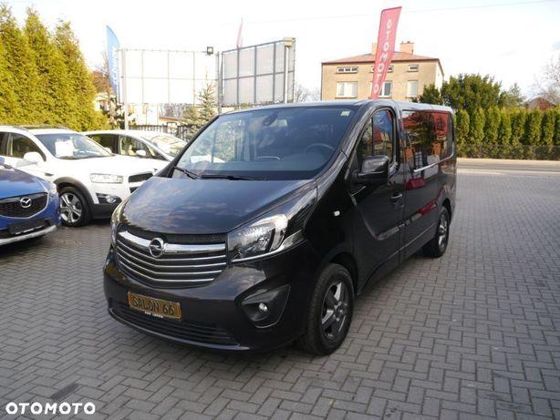 Opel Vivaro 9osob Stan Idealny 100%Bezwypadkowy 1wł Z Niemiec