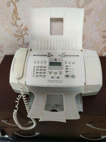 МФУ факс HP Office Jet 4355