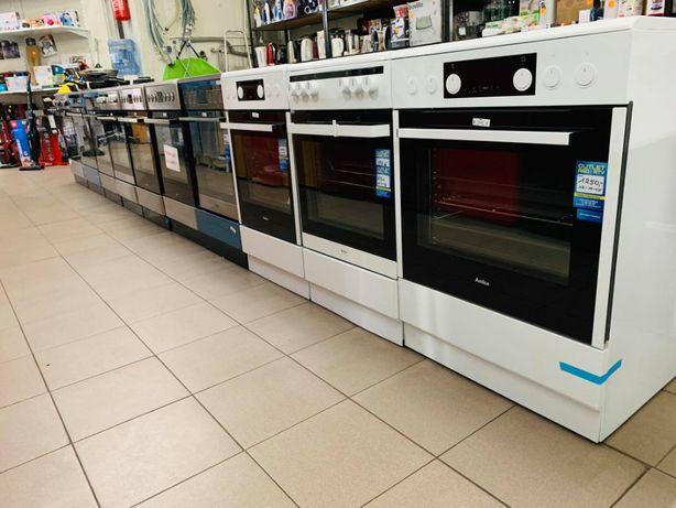 Kuchnia Amica elektryczna 60 cm Gwarancja 12m-cy Raty% Maxi Media