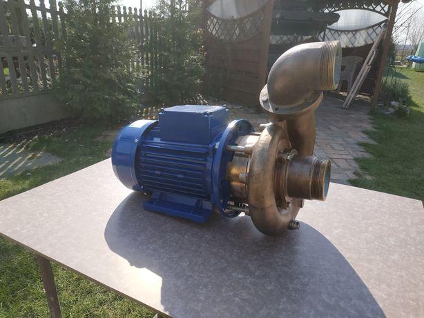 Pompa Fitstar 2,6 kW FB 65, 400V do masażu wodnego Tajfun Jet