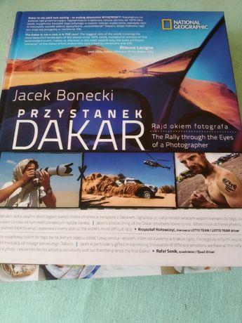 Przystanek Dakar - Jacek Bonecki