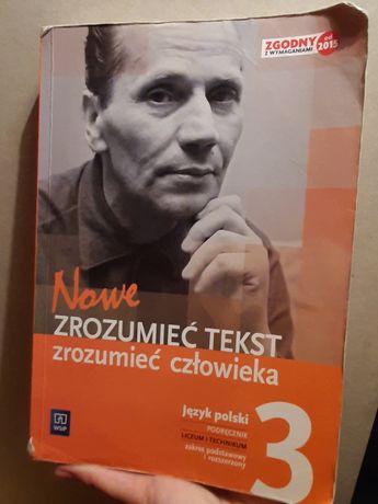 Zrozumieć tekst, zrozumieć człowieka-polski
