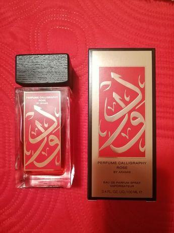 Aramis calligraphy rose