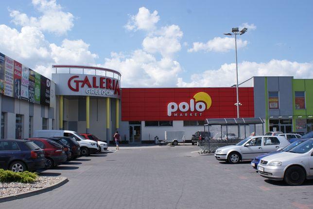 Wynajmę lokale od 31m2 do 80 m2 w Galerii Grębocin