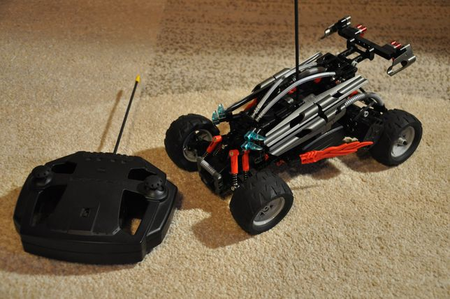 UNIKAT Lego Technic Racers 8475 RC Race Buggy