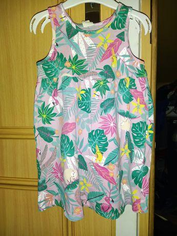 Prześliczna sukienka H&M rozmiar 92 cm