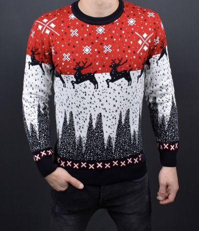 Хит продаж!!!Новогодние  шерстяные свитера !