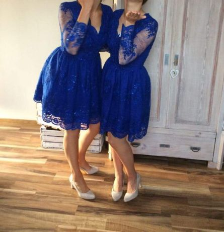 Chabrowa sukienka Amelia EMO