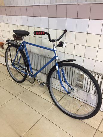 Велосипед Украина Беларусь ММВЗ отреставрированный