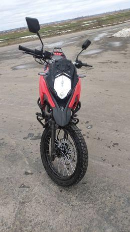 Loncin Ixb200 gy-7a лонсін 200 кубів  продам мотоцикл