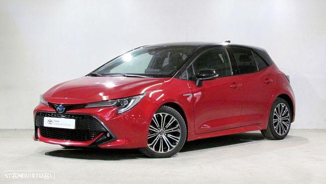 Toyota Corolla 1.8 Hybrid SQUARE Collection