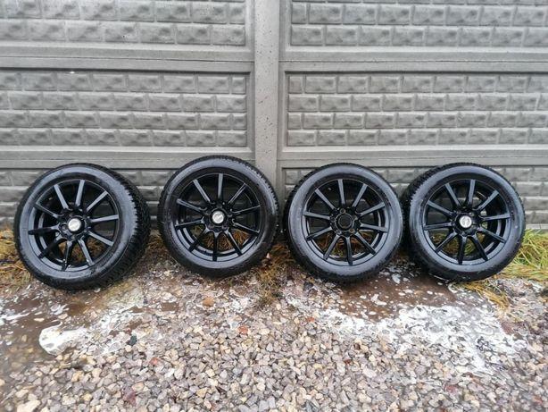 Felgi aluminiowe z oponami zimowymi 205/55 R16 5x114,3 Honda Toyota