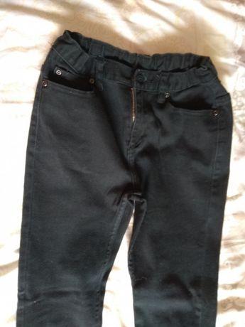 Spodnie rurki na 12 lat