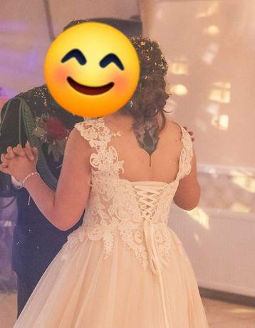 Suknia Ślubna Vanessa 1708