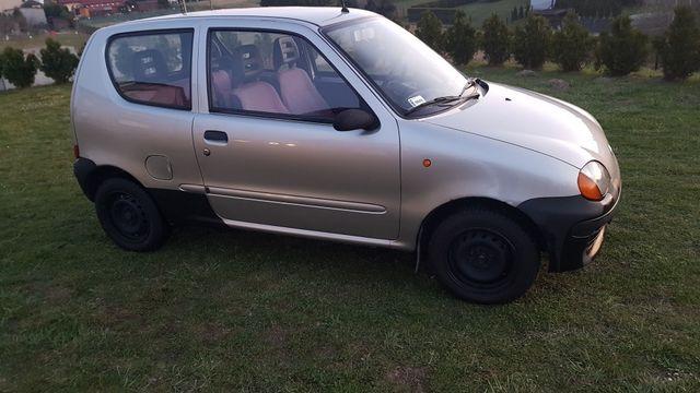 Fiat Seicento 900 rok 1999