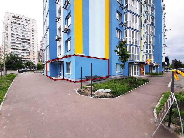 Сдам фасадное помещение в новом ЖК на Вишняковской, 2. Отдельный вход