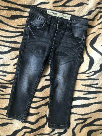 джинсы скини.92р
