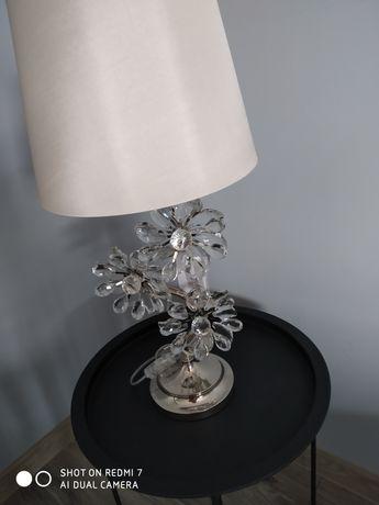 Piękna lampka kryształy