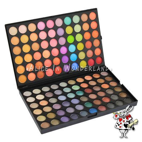 Палетка теней для макияжа 120 цветов №3 палитра теней для век МАС