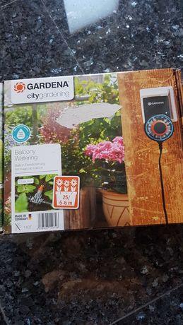 Gardena City Gardening 1407-20 aut. konewka na balkon + sterownik