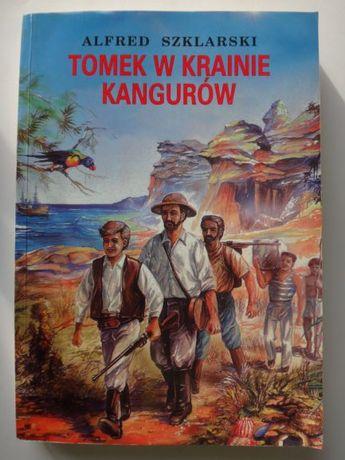 DWIE KSIĄŻKI!Tomek w krainie kangurów + Tomek na tropach Yeti-OKAZJA!!