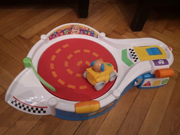 Zabawka dla dziecka tor wyścigowy FisherPrice